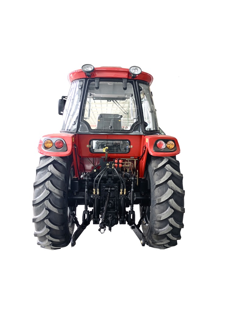 TD 80-120HP tractor
